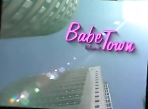 Vintage,Classic,Retro,German,Perfect Babe Town 8