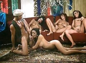 Vintage,Classic,Retro,Hardcore Aladin XXX
