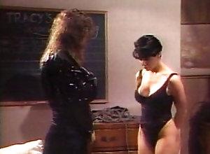Big Tits;Lesbian;Fetish;Vintage;HD,Big Tits;Boots;Caucasian;Domination;Femdom;Fetish;HD;Latex;Lesbian;Spanking;Vintage Feisty girls...
