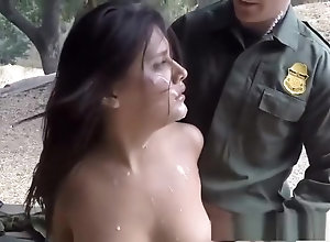 Vintage,Classic,Retro,Blowjob,agent,Police,Tease & Denial Police tease...
