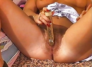 Masturbation;Blonde;Vintage,Blonde;Caucasian;German;Hairy;Masturbation;Solo Girl;Toys;Vaginal Masturbation;Vintage blab