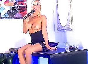 Vintage,Classic,Retro,Big Tits,British Jennifer Jade...