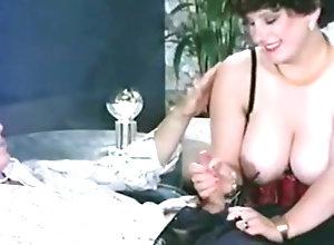 Vintage,Classic,Retro,Knockers Big Tit Star
