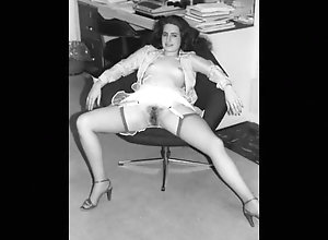 Stockings,Vintage,Voyeur Vintage Upskirts