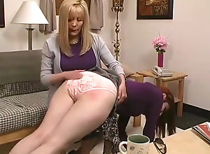Red Head,Vintage,Classic,Retro,Old and Young,Mature,Spanking,Redhead Redhead OTK