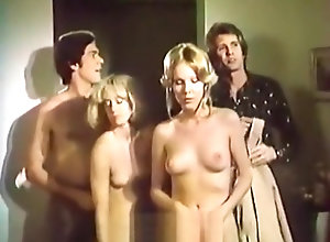 Vintage,Classic,Retro,Group Sex,Swingers,Hardcore,Group Sex,Wife Swap Swingers Convince...