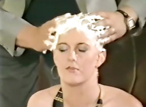 Vintage,Classic,Retro,Fetish,German Headshave porn 1