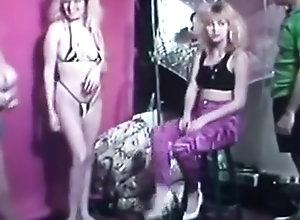 Lesbian,Vintage,Classic,Retro,Big Tits,Lesbian Trinity Loren...