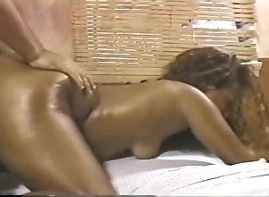 Ebony,Blond,Vintage,Classic,Retro,Big Ass,Ebony,Old Man,Oldy Ebony Girl fucked...