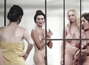 Vintage,Classic,Retro,Big Tits,Prison,Shower,Vintage Shower scene...