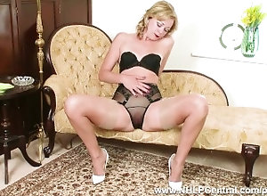 nhlpcentral;masturbate;kink;petite;vintage;nylons;retro;lingerie;panties;masturbation;high;heels;fetish;blonde;small;tits;garter;belt;glamour,Babe;Blonde;Fetish;Masturbation;Small Tits;British;Solo Female Tasty blonde Lucy...