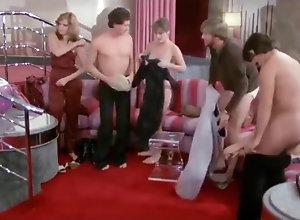 Vintage,Classic,Retro,Hairy,Group Sex,Cunnilingus,Blowjob,Cumshot,Orgy,Vintage Vintage Orgy 59