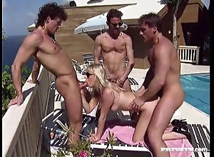 Anal;Group;Facials;Gangbang;Blonde;Double Penetration;Vintage,Anal Sex;Blonde;Blowjob;Caucasian;Cum Shot;Double Penetration;Facial;Gangbang;High Heels;Masturbation;Natural Tits;Oral Sex;Outdoor;Small Tits;Trimmed;Vaginal Masturbation;Vaginal Sex;Vint Three studs for...