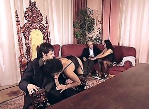 Anal,Vintage,Classic,Retro,MILF,Anal,Orgy,Stockings,Vintage Vintage Anal Orgy...