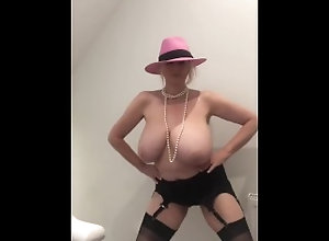 private-dance;hat-time;pearl-necklace;topless-blonde;striptease;lace-bra;34h-boobs;34h-all-natural;onlyfans;camshows;dirty-talking-wife;no-audio;retro-lingerie;big-panties;curvy-busty-blonde;youtuber,Amateur;Big Ass;Big Tits;Fetish;Vintage;Exclusive; Annabel's...