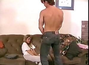 Blowjob;Cumshot;Blonde;Vintage,Blonde;Blowjob;Couple;Cum Shot;Hairy;Vintage Bridgette Monroe...