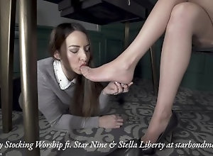 kink;cuban;heel;stockings;stella;liberty;feet;star;nine;feet;stocking;worship;foot;worship;vintage;stockings;lesbian;foot;worship;foot;fetish;secretary;stockings;toe;sucking;blonde,Lesbian;Feet;Verified Models,Star Nine;Stella Liberty Stealthy Stocking...