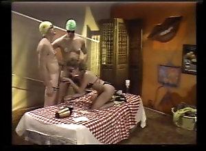 Anal;Wild & Crazy;Ebony;Group;Lingerie;Vintage,Anal Sex;Blowjob;Cum Shot;Ebony;Funny;Glasses;Lingerie;Oral Sex;Pornstar;Threesome;Vaginal Sex;Vintage Dark Brothers -...