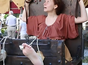 Vintage,Classic,Retro,Foot Fetish,Amateur,Fetish,Perfect canelli renfaire...