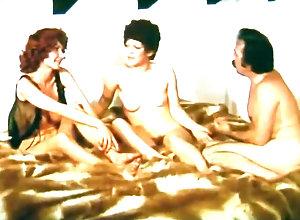 Vintage,Classic,Retro,Hairy,Group Sex,Cunnilingus,Blowjob,Cumshot,Orgy,Vintage Vintage Orgy 79