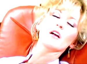 Blond,Vintage,Classic,Retro,German,MILF Ursula Gausmann...