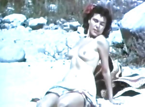Masturbation,Vintage,Classic,Retro Miss May 1950