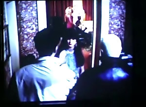 Facial,Anal,Double Penetration,Vintage,Classic,Retro,Group Sex,Orgy The Tower - Orgy...