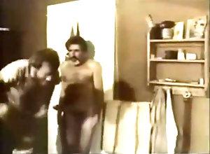 Vintage,Classic,Retro,Threesome,Group Sex,Teens,Group Sex Horny sex movie...