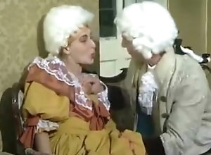 Vintage,Classic,Retro,Big Tits,Group Sex Georgina &...