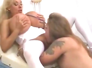 Vintage,Classic,Retro,Big Tits,Cumshot,Nurse Echo Valley is...