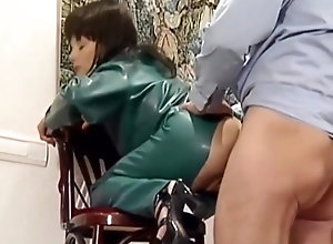 Anal,Vintage,Classic,Retro,Group Sex,Latex,Cumshot,Fetish,Kinky Fetish Domination
