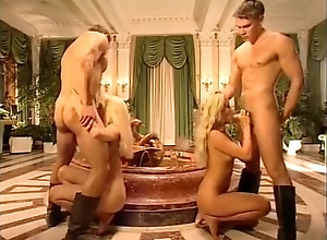 Vintage,Classic,Retro,Orgy,Ranch Ancient village orgy