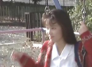Asian,Blond,Vintage,Classic,Retro,Gangbang,Japanese,Teens Kaori Kirara -...