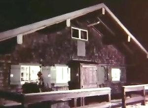 Vintage,Classic,Retro,cabin Heidi's...