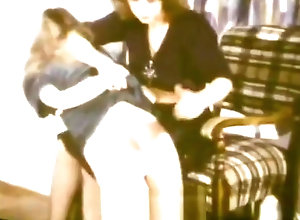 Vintage,Classic,Retro,Old and Young,MILF,Spanking,Teens,step-mom,step-daughter,Vintage stepmother Spanks...