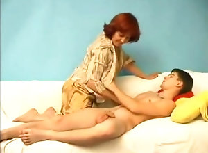 Red Head,Vintage,Classic,Retro,Cunnilingus,Big Ass,Old and Young,Cumshot,MILF,Russian,MILF,Russian Russian Milf with...