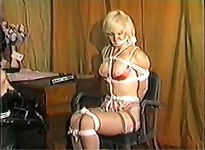 Vintage,Classic,Retro,BDSM,Fetish Laurel Blake in...