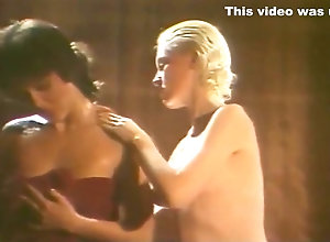 Lesbian,Vintage,Classic,Retro,Lesbian,Sauna Hot lesbian scene...