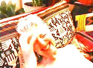 Blond,Vintage,Classic,Retro,Hardcore,Clip Juliet Anderson...