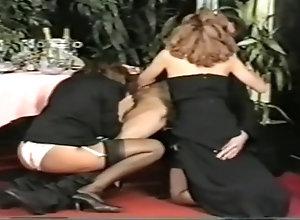 Vintage,Classic,Retro,Group Sex,Blowjob,Cumshot,Italian Orgia Di Compleanno