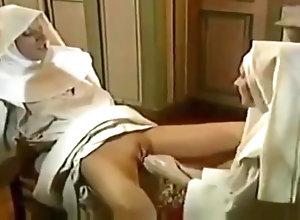 Anal,Fisting,Vintage,Classic,Retro,Threesome,Handjob,Big Cock,Doggystyle,Nun,Religious A horny Priest+2...