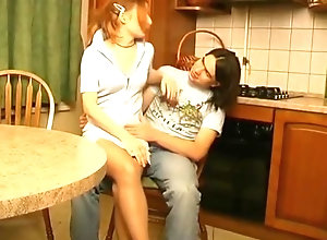 Red Head,Vintage,Classic,Retro,Stockings,Bisexual Male,Strapon,Teens,Strap-on Stacey strapon fuck
