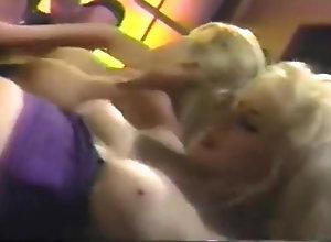 Blond,Vintage,Classic,Retro,Big Tits,Group Sex,Teens,Group Sex Foursome Lynn...