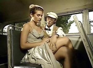 Voyeur,Public,Threesome,Vintage Vintage Threesome...