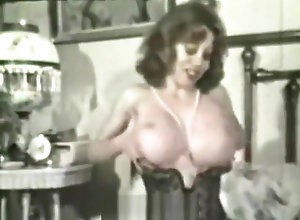 Vintage,Classic,Retro,Big Tits,Solo Female KNMHC
