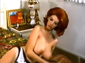 Masturbation,Vintage,Classic,Retro,Big Tits Lee Germaine...