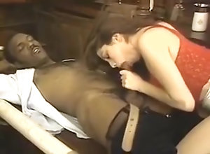 Ebony,Vintage,Classic,Retro,Hardcore,Oral,Titty Fuck Black piston oral...