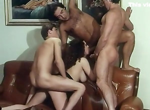 Anal,Vintage,Classic,Retro,Hairy,Group Sex,Gangbang,Hardcore A.B. & S.R.