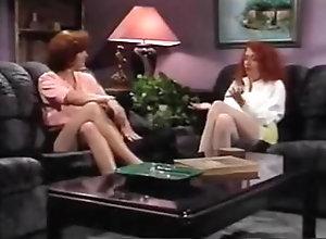 Lesbian,Redhead Patricia Kennedy...