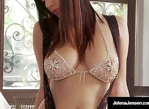 Big Tits;Lingerie;HD,Big Ass;Big Tits;Feet;Fetish;HD;High Heels;Lingerie;Pantyhose;Pornstar;Solo Girl Gorgeous Jelena...